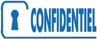 COLOP Printer 20 Formule  CONFIDENTIEL