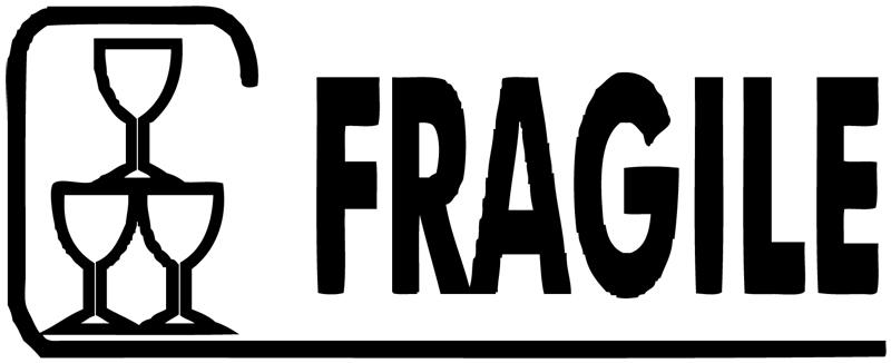 COLOP Printer 20 Formule  FRAGILE