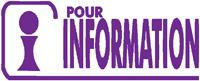 COLOP Printer 20 Formule  POUR INFORMATION